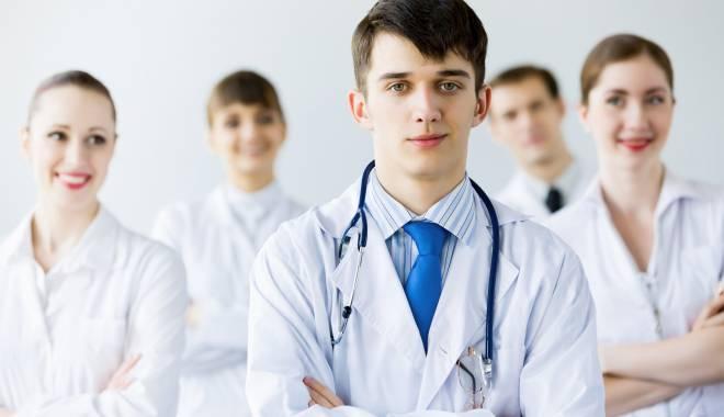 Foto: Noi reguli la medicină. Studenţii, primii vizaţi