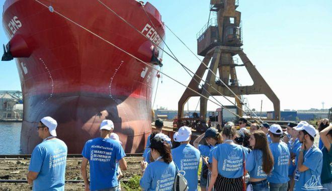 """Foto: Au început înscrierile pentru """"Maritime Summer University"""""""