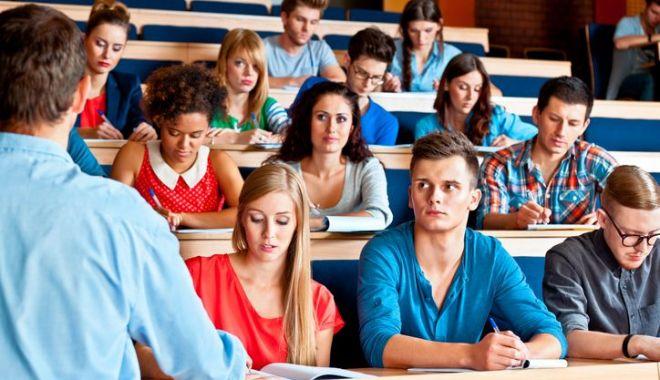 Foto: Studenţi, atenţie! Iată ce planuri are Ministerul Educaţiei pentru voi