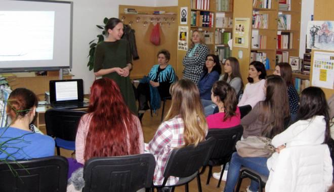 Foto: Cum pot ajunge elevii constănţeni să studieze în Franţa