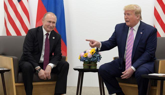 Foto: SUA și Rusia încep consultările cu privire la prelungirea Tratatului START