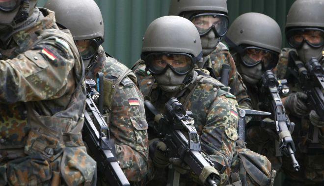 Foto: SUA cer Germaniei să trimită trupe terestre în Siria