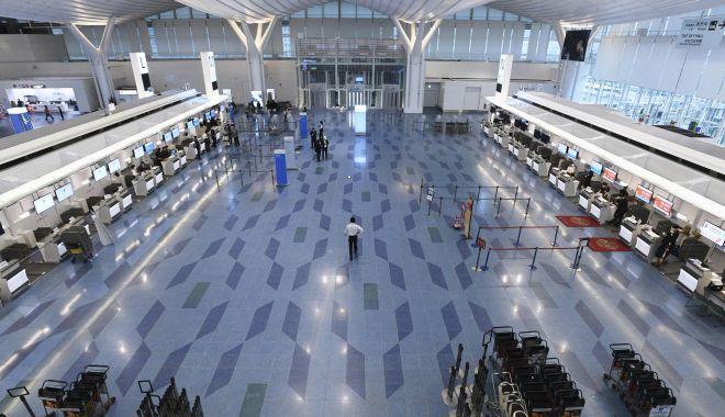 Foto: SUA suspendă pentru 30 de zile intrarea persoanelor care au călătorit recent în Europa
