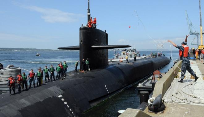 Foto: SUA au detectat o activitate neobişnuită a submarinelor nord-coreene. Ameninţarea creşte