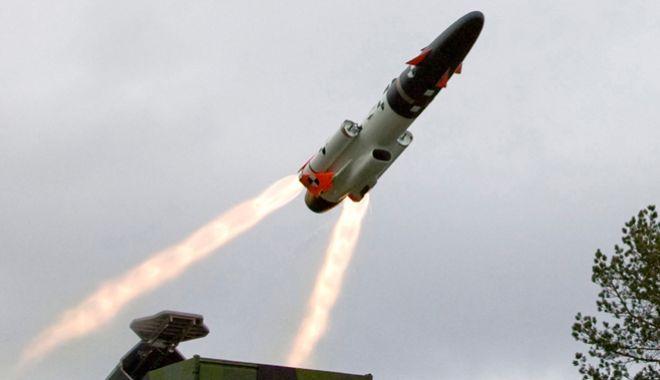 Foto: SUA aprobă vânzarea  a 200 de rachete Finlandei