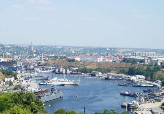 Foto: SUA au pus porturile din Crimeea pe lista neagră