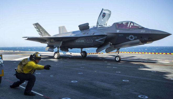 Foto: SUA îşi extind vânzările de avioane de luptă F-35 în cinci state. Cine se află pe listă