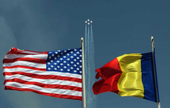 """Foto: """"Vă felicit de ziua Marii Uniri. Sunt mândru să numesc România aliat şi prieten al SUA"""""""