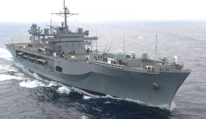 Foto: SUA şi Coreea de Sud au început manevre navale comune în Marea Japoniei şi Marea Galbenă