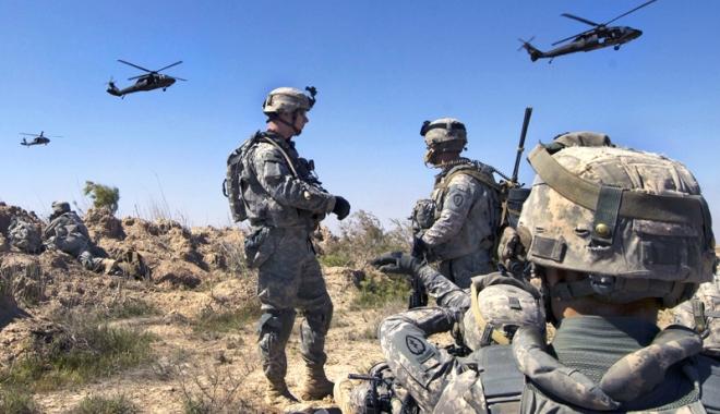 Foto: Statele Unite se pregătesc să trimită trupe în Norvegia