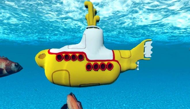 """Foto: """"Submarinul galben"""",  la Teatrul  pentru Copii şi Tineret"""