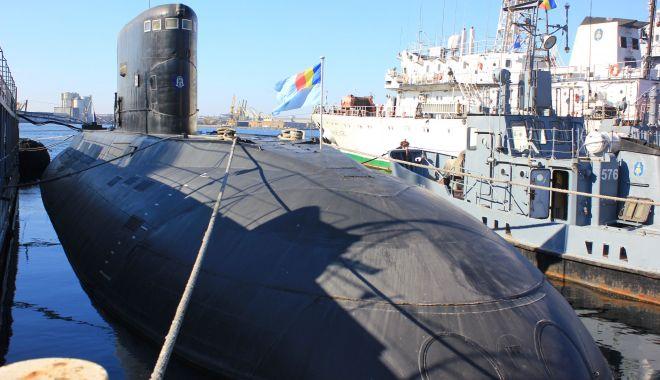 """Foto: Va avea submarinul """"Delfinul"""" un frăţior? """"Prezenţa Rusiei în regiune, tot mai agresivă!"""""""