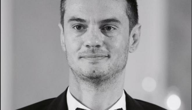 Foto: Dumitru Jeacă, noul subprefect al judeţului Constanţa