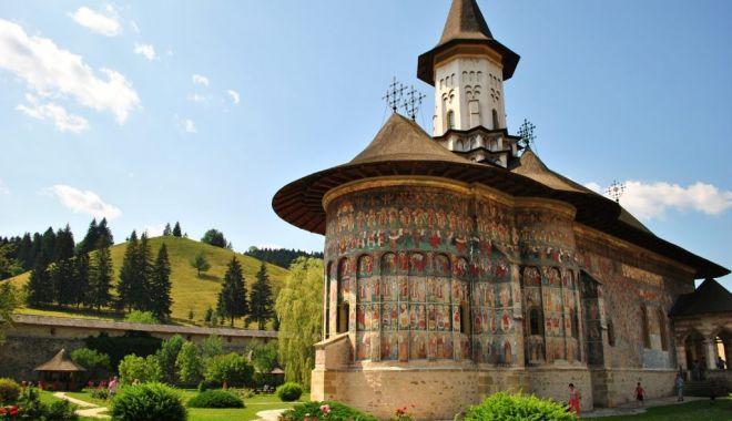 Ministrul Culturii: Va fi restaurată pictura exterioară de la Mănăstirea Suceviţa - sucevita-1600541593.jpg