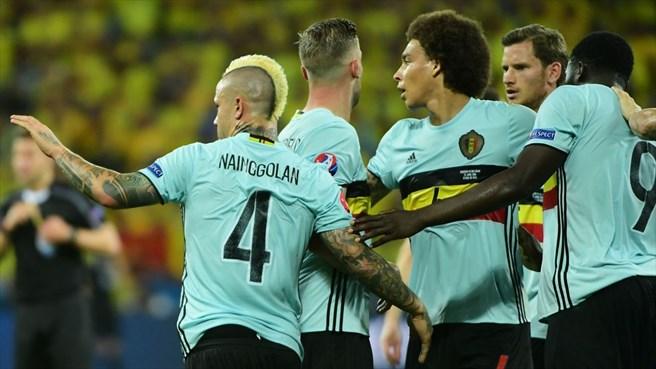 Galerie foto. Ultimul meci pentru Zlatan Ibrahimovic în tricoul Suediei - suedia5-1466666857.jpg