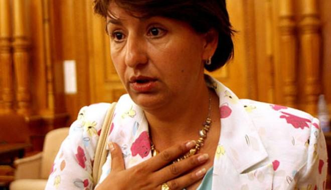 Sulfina Barbu: Voi face o propunere pentru ANOFM. Ministerul Muncii începe o anchetă la Agenție - sulfinabarbu1-1318841518.jpg