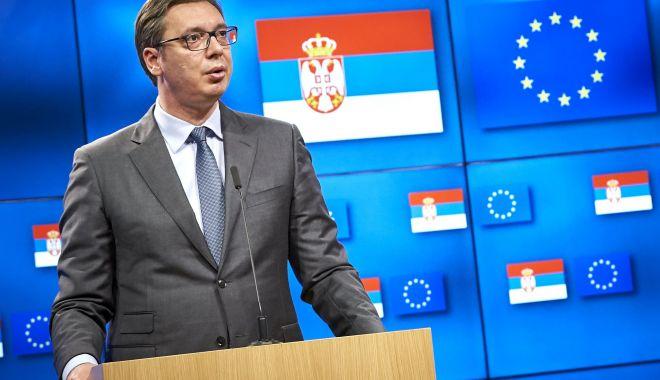 """Foto: """"Summitul de la Paris cu Kosovo este compromis"""""""