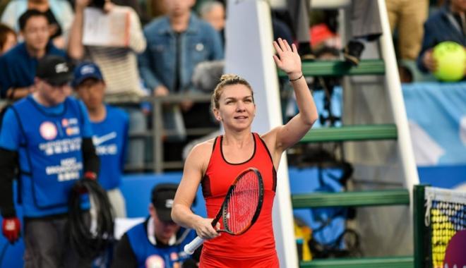 """Foto: """"Sunt pregătită pentru primul turneu de Grand Slam al anului!"""""""