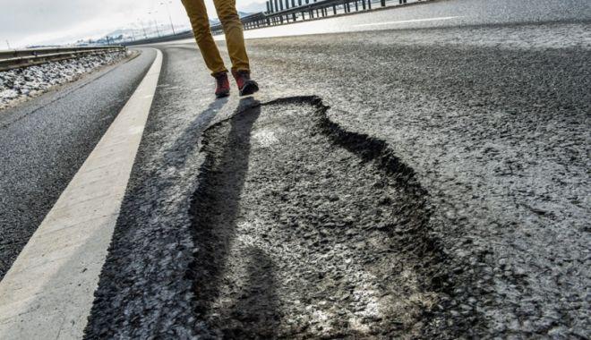 Foto: Suntem praf la infrastructură rutieră, dar campioni la explicații!