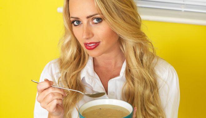 Foto: Sunteți răciți? Supa de pui este cea mai bună!
