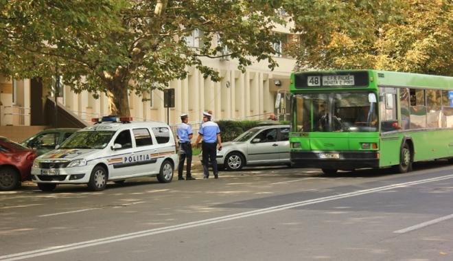 Foto: Sunt mai sigure străzile Constanţei? Cum  s-au descurcat poliţiştii constănţeni în 2016