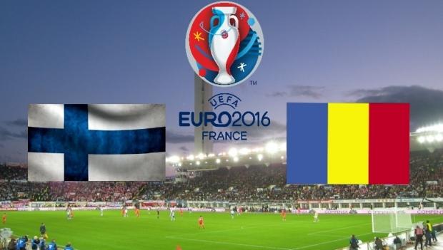 Foto: Fotbal - Preliminariile EURO 2016: Finlanda - România 0-2