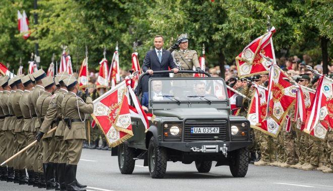 Foto: Supărare la Moscova! Putin nu a fost invitat la ceremonia de la Varşovia