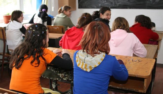 Foto: Super-concurs  în limba engleză pentru elevii constănţeni