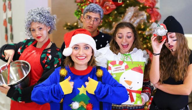 Foto: Superstiţii în Ajunul Crăciunului.  Nu vă certaţi cu nimeni!