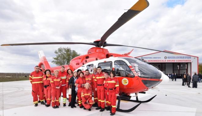 GALERIE FOTO/ Bază Aeromedicală SMURD în Constanța. Cum arată cea mai modernă unitate din țară - sus-1476719932.jpg