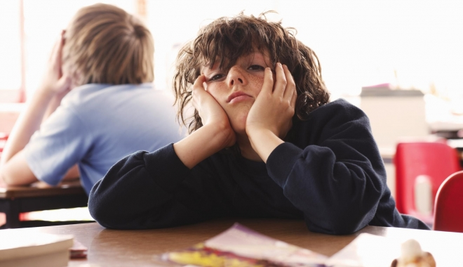 """Foto: Controverse legate de temele pentru acasă. """"Învăţăm copiii să nu mai facă nimic!"""""""