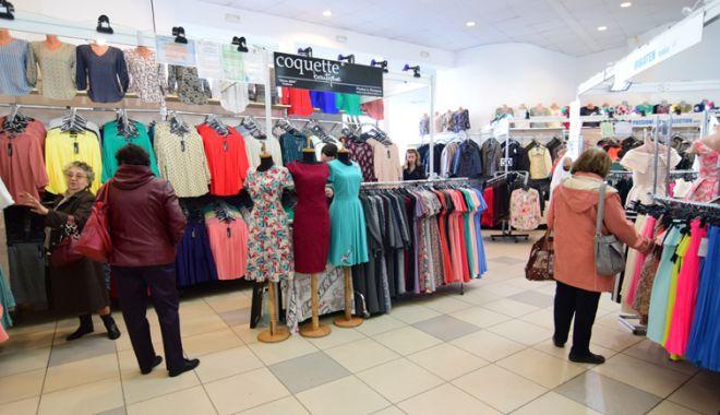 Foto: Primul târg de îmbrăcăminte și încălțăminte din 2019, la Constanţa, se deschide săptămâna viitoare