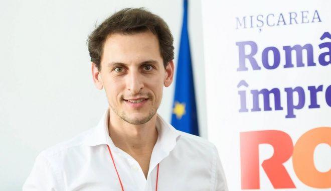 Constănţeanul George Gima, director de cabinet al ministrului Justiţiei, Stelian Ion - sus2-1612109092.jpg