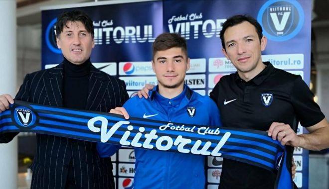 Foto: Suspectat de pariuri! Mihai Voduţ, suspendat provizoriu de FC Viitorul