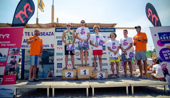 Foto: Sute de sportivi au luat parte la maratonul Aqua Challenge