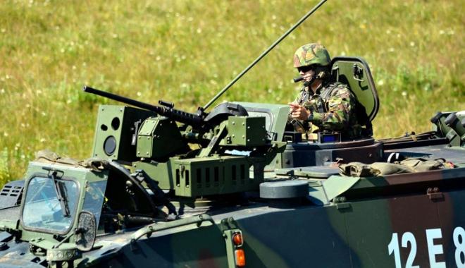Foto: Sute de militari participă  la exerciţii multinaţionale,  la Kogălniceanu şi Capu Midia