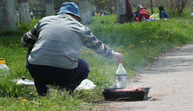 Foto: Sute de amenzi date de Poliţia Locală în minivacanţa de Paște şi 1 Mai