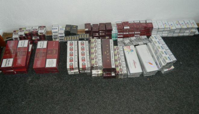 Sute de pachete de ţigări, confiscate din zona Gării  şi Piaţa Abator - sutedepachete-1520962042.jpg
