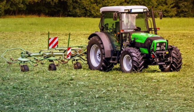 Foto: Sute de terenuri agricole din județul Constanța sunt scoase la vânzare