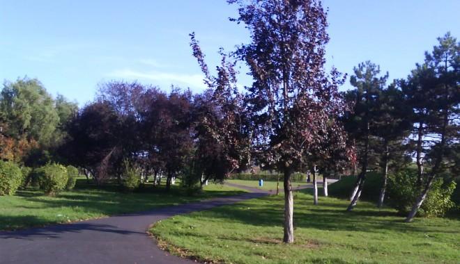 Foto: Constanţa: Viol în Parcul Tăbăcărie