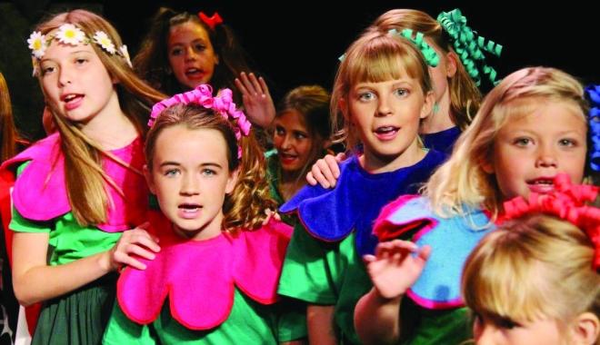 Foto: Spectacole pentru copii, în Parcul Tăbăcărie