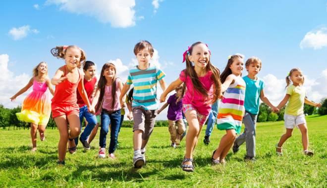 Foto: Tabere pentru copiii cu nevoi speciale din Constanţa