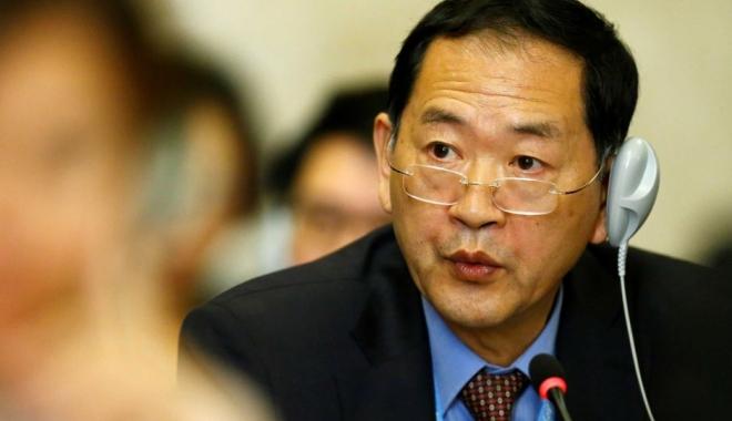 Foto: Coreea de Nord califică drept 'scelerate' sancțiunile ONU