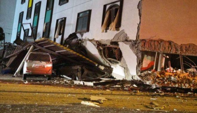 Foto: Imaginile groazei. Cum arată Taiwanul după cutremurul de 6,4 grade
