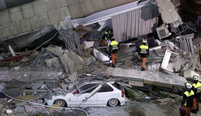 Foto: Bilanţul cutremurului creşte! 4 morţi şi 225 de răniţi