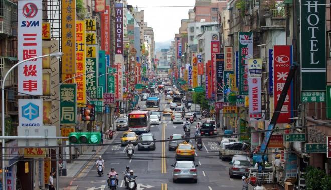 Foto: Taiwan / Peste 2.000 de turişti au fost evacuaţi în aşteptarea ciclonului
