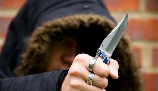 Foto: Vânzător înjunghiat de un client, în magazinul Dovi din Constanţa