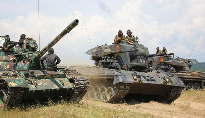 Foto: Vin ZILE IMPORTANTE pentru Armata Română! Nu lipsesc nici americanii