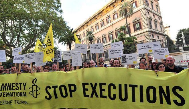 Foto: Ţara care va reîncepe execuţiile, după mai bine de 43 de ani