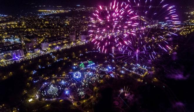 Foto: Tărâmul Magic al Crăciunului se redeschide  în Parcul Tăbăcărie